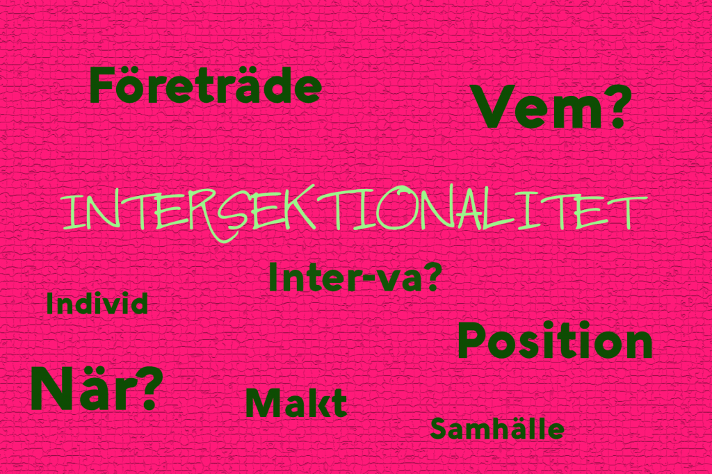 Intersektionalitet
